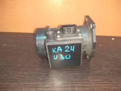 Датчик расхода воздуха. Nissan Presage, U30 Двигатель KA24DE