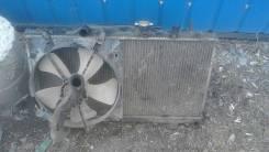 Радиатор охлаждения двигателя. Toyota Corolla, EE108G Двигатель 5AFE