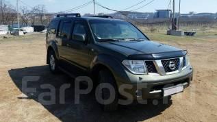 Nissan Pathfinder. автомат, 4wd, 2.5 (174 л.с.), дизель
