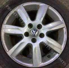 Volkswagen. 6.0x15, 5x100.00, ET40, ЦО 57,0мм.