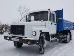 ГАЗ 3309. Газ 3309 самосвал 2012г, 4 750 куб. см., 5 000 кг.