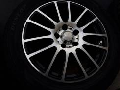 Hot Stuff Cross Speed Premium-10. 6.5x17, 5x114.30, ET38