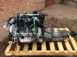 Двигатель в сборе. Toyota Celsior, UCF21 Двигатель 1UZFE