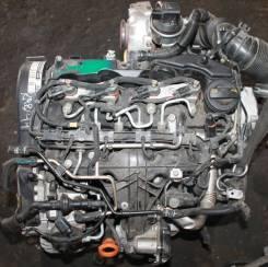 Двигатель в сборе. Volkswagen Sharan Volkswagen Passat Двигатель CFFB