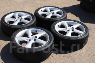 .62939 Оригинал Mazda с летними шинами Good Year 215/45R17. x17 5x114.30 ET55. Под заказ