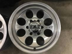 Mickey Thompson Classic III. 8.0x16, 6x139.70, ET-22, ЦО 110,0 мм.