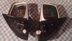 Зеркало заднего вида боковое. Nissan X-Trail, PNT30, T30, NT30 Двигатели: SR20VET, QR20DE