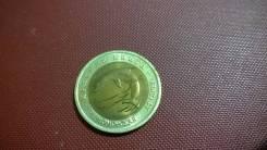 50 рублей 1993 год Черноморская Афалина ! без обихода