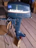 Ветерок. 8,00л.с., 2х тактный, бензин, нога S (381 мм), Год: 2001 год