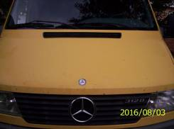 Mercedes-Benz Sprinter. MB Sprinter 312 D, 2 874 куб. см., 1 500 кг.