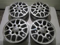 Nissan. 6.0x15, 6x139.70, ET35, ЦО 100,1мм.