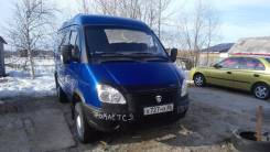 ГАЗ 27527. 4х4, 2 890 куб. см., 3 000 кг.