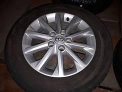 Колеса 215/60/R16. Тойота Камри итд. 6.5x16 5x114.30 ET45 ЦО 60,1мм.