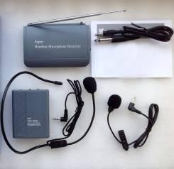 Микрофонная система - головной / петличный радиомикрофон VNF