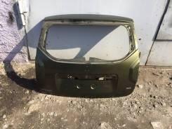 Дверь багажника. Renault Duster Двигатели: K4M, K9K, F4R