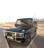 Фара. Mercedes-Benz G-Class