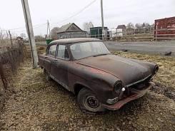 Кузов ГАЗ-21