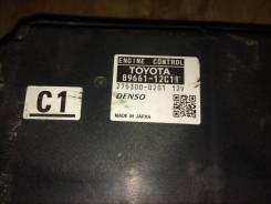 Блок управления двс. Toyota Corolla, ADE150, NRE150, NDE150, 11, ZZE150
