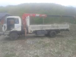 Nissan Diesel. Продам грузовик с манипулятором, 8 000 куб. см., 5 000 кг.