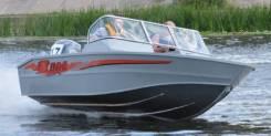 Tuna. Год: 2017 год, длина 5,03м., двигатель подвесной, 90,00л.с., бензин. Под заказ
