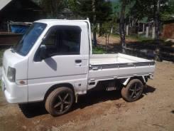 Subaru Sambar Truck. Продам мини грузовик субару самбар, 660куб. см., 350кг., 4x4