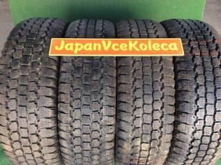 Bridgestone Blizzak W965. Зимние, без шипов, 2010 год, износ: 5%, 4 шт