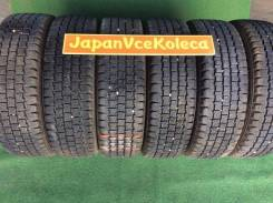 Bridgestone Blizzak W965. Зимние, без шипов, 2013 год, износ: 10%, 6 шт