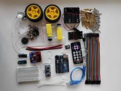 Набор для сборки колесного робота 2wd arduino Itslab