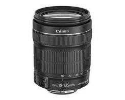 Объектив Canon EF-S 18-135mm f/3.5-5.6 IS STM. Для Canon, диаметр фильтра 67 мм