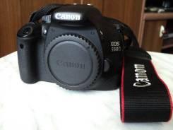 Canon EOS 550D Body. 15 - 19.9 Мп, зум: 10х