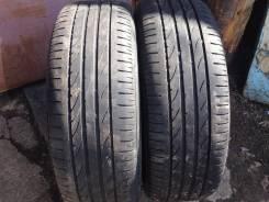 Bridgestone Dueler H/P. Летние, 2009 год, износ: 50%, 2 шт