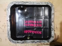 Поддон коробки переключения передач.