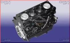 Двигатель в сборе. Chery Amulet Chery A15