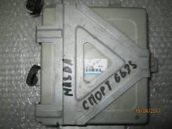 Блок управления двс. Mazda Atenza, GG3S Mazda Atenza Sport, GG3S Двигатель L3VE