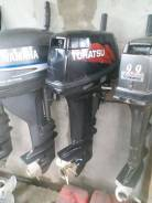 Tohatsu. 15,00л.с., 2х тактный, бензин, нога S (381 мм), Год: 2006 год