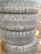 Maxxis Bighorn. Грязь AT, износ: 50%, 4 шт