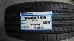 Toyo Proxes C1S. Летние, 2017 год, без износа, 4 шт