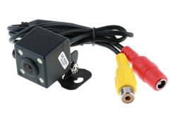 Камера заднего вида с LED подсветкой (Универсальная)