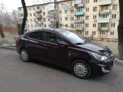 Hyundai Solaris. автомат, передний, 1.6 (122 л.с.), бензин, 70 500 тыс. км