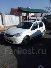 Renault Sandero. механика, передний, 1.4 (75 л.с.), бензин, 78 тыс. км