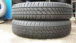 Bridgestone Dueler H/T. Летние, 2002 год, износ: 30%, 2 шт