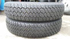 Bridgestone Desert Dueler. Летние, 2003 год, износ: 20%, 2 шт
