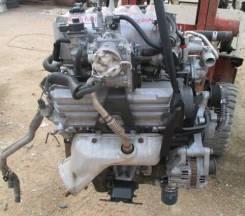 Двигатель в сборе. Mitsubishi Pajero, V98W Двигатель 6G75