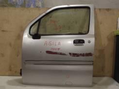 Дверь боковая. Opel Agila