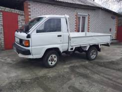 Toyota Lite Ace. Продам в отличном состояние, 4WD, дизель, м. к. п, 2 000 куб. см., 1 000 кг.