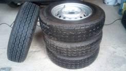 5J R13 4*100 Bridgestone RD613 Steel 165/80. 5.0x13 4x100.00 ET35 ЦО 60,0мм.