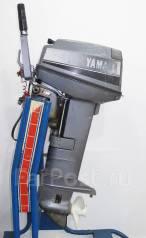 Yamaha. 20,00л.с., 2х тактный, бензин, нога L (508 мм)
