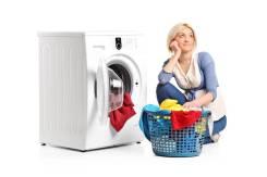 Ремонт и подключение стиральных машин (бесплатный выезд)