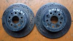 Диск тормозной. Toyota Supra, JZA80