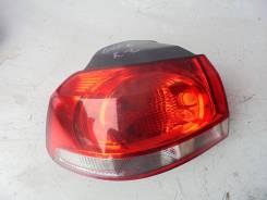 Стоп-сигнал. Volkswagen Golf, 5K1, 6 Двигатели: BSE, BMN, BSF, BLS, BUB, BMM